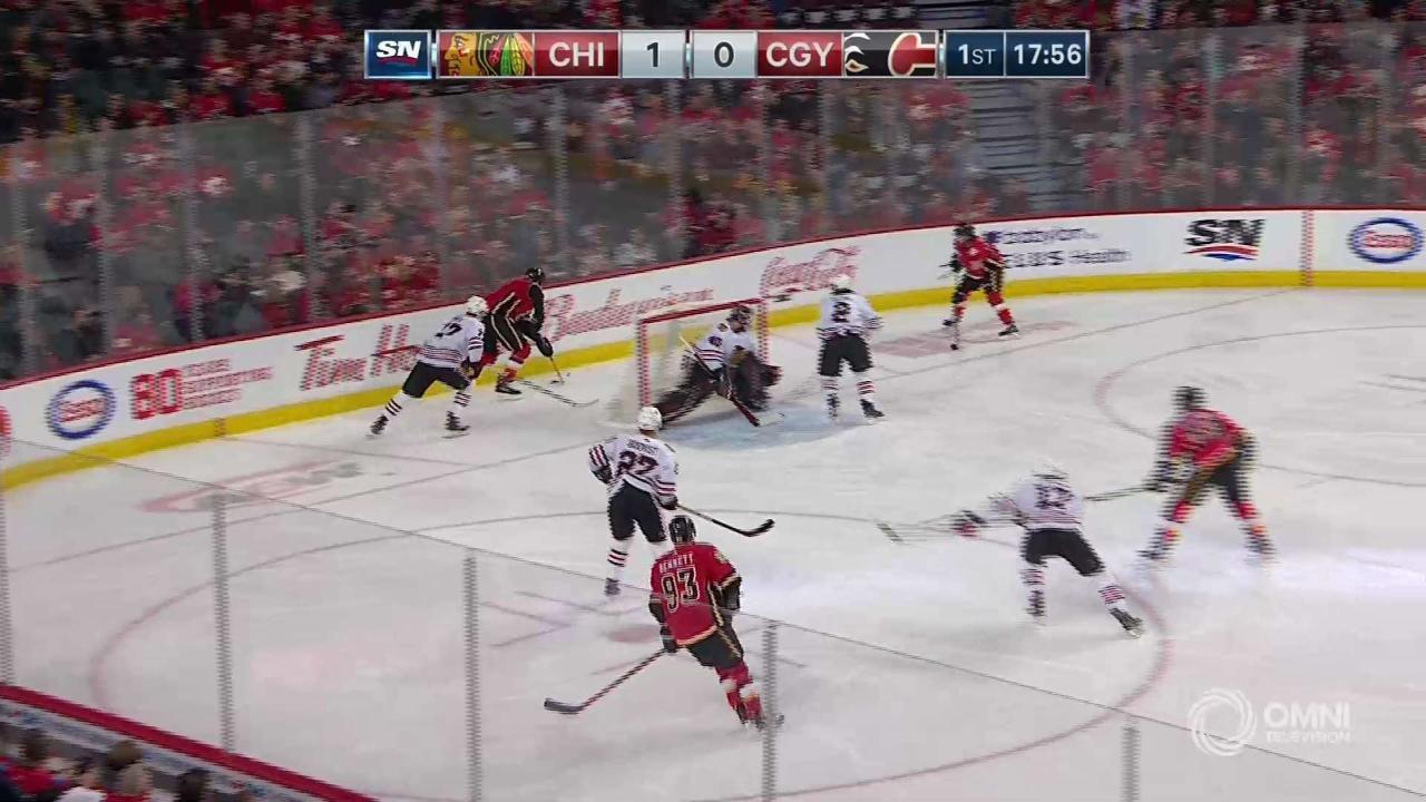 Bennett goal