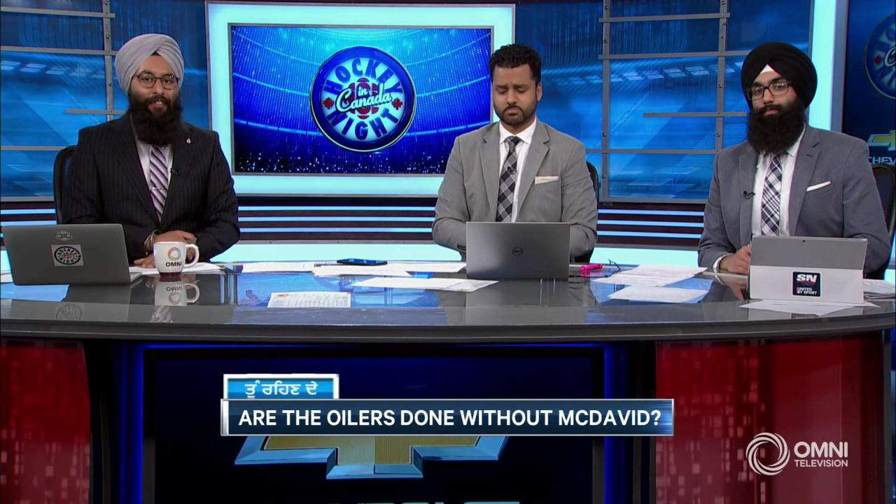 Tu Rehnde – Are the Oilers done without McDavid?