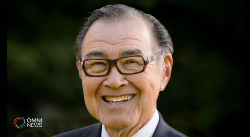華裔商人及慈善家李漢亮病逝 (BC) – FEB 20, 2020