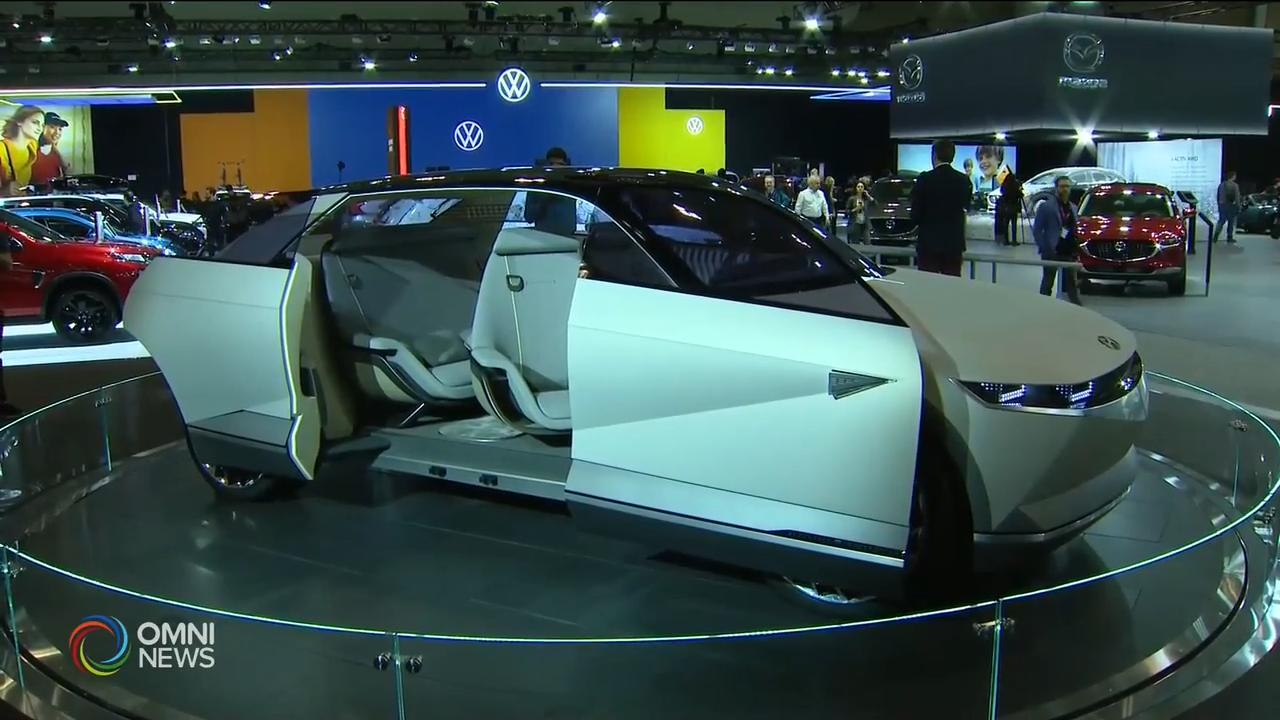 一年一度國際汽車展正式揭幕 — Feb 14, 2020 (ON)