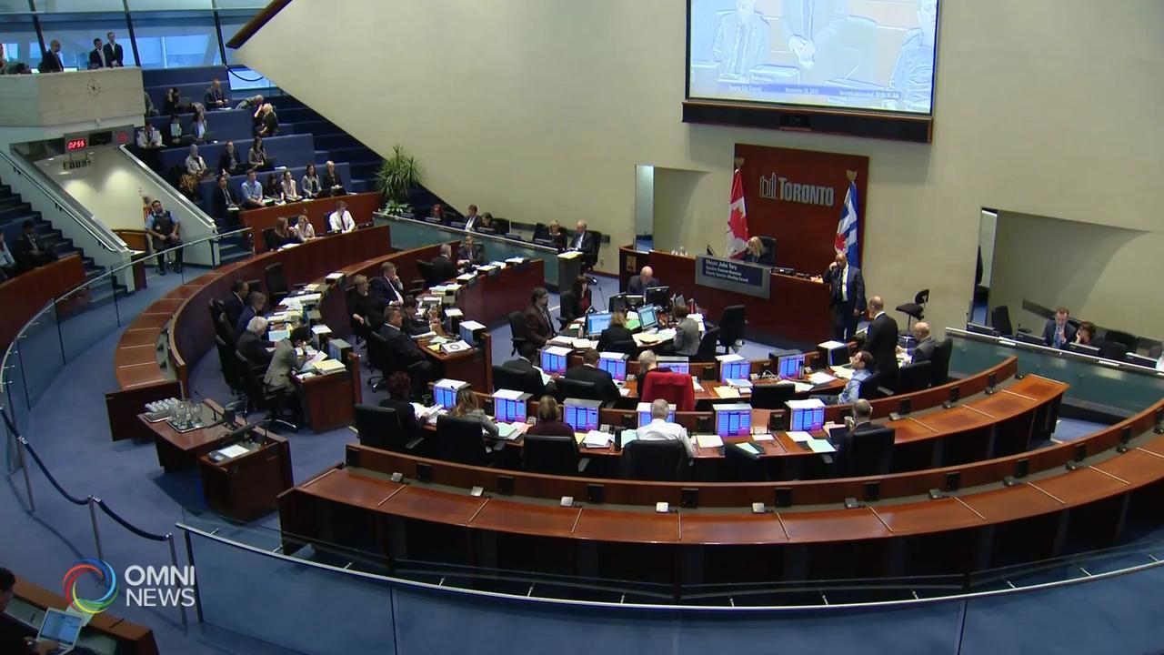 多伦多市房地税和其他税项总共增加4.24%- Feb 19, 2020