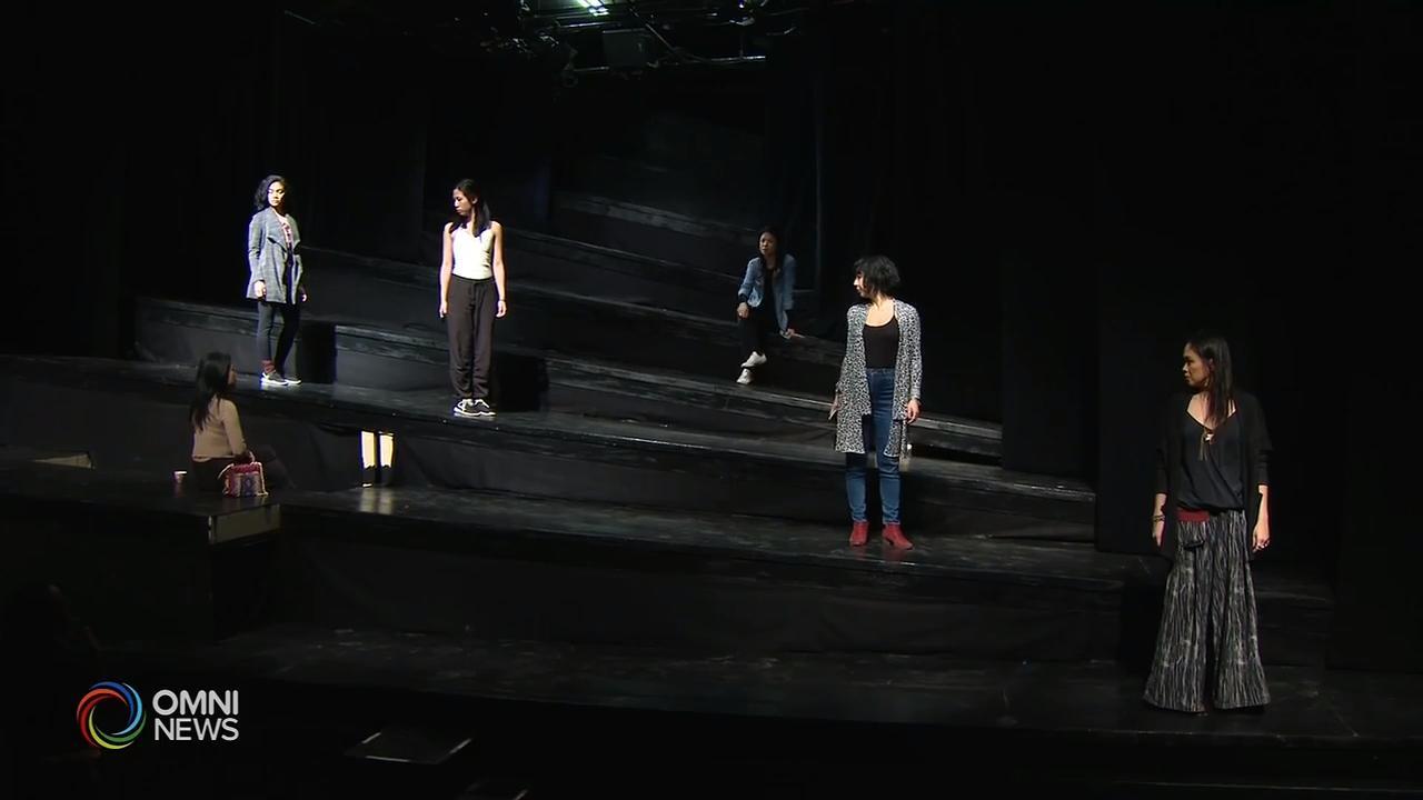 由亚裔女性担纲的舞台剧于下周上演 - Feb 12, 2020