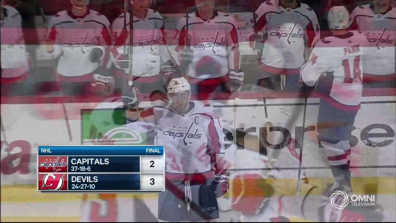 HIGHLIGHTS | Capitals vs. Devils – Feb 22 2020