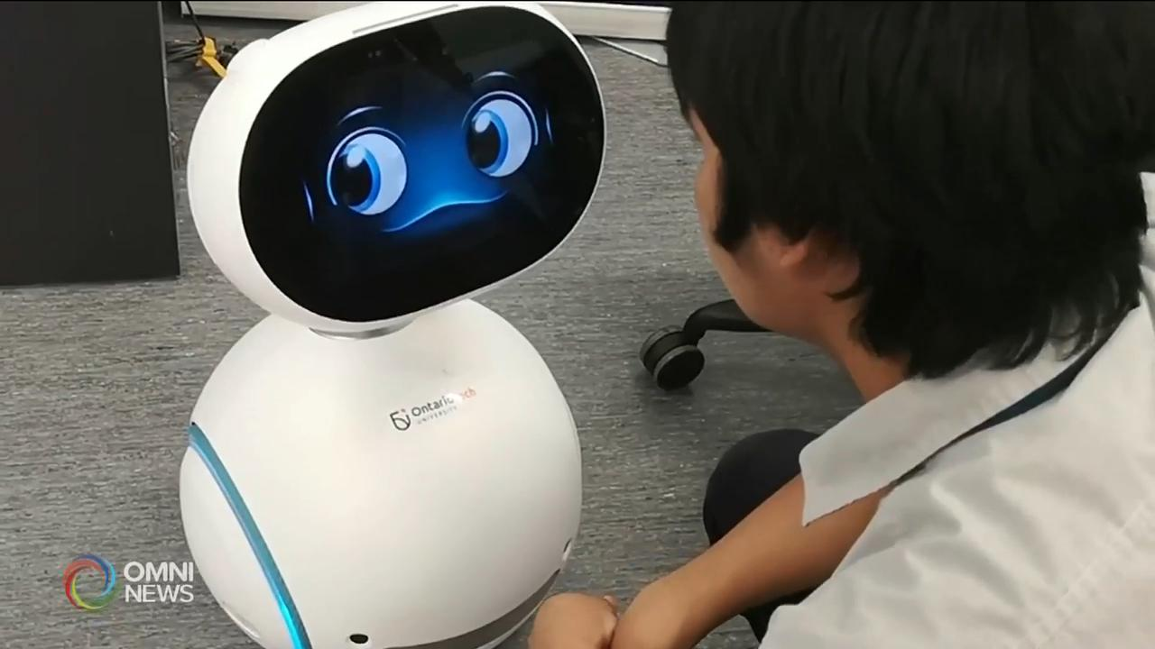 本國在家居機械人的硏發工作進展(2) — Feb 27, 2020 (ON)