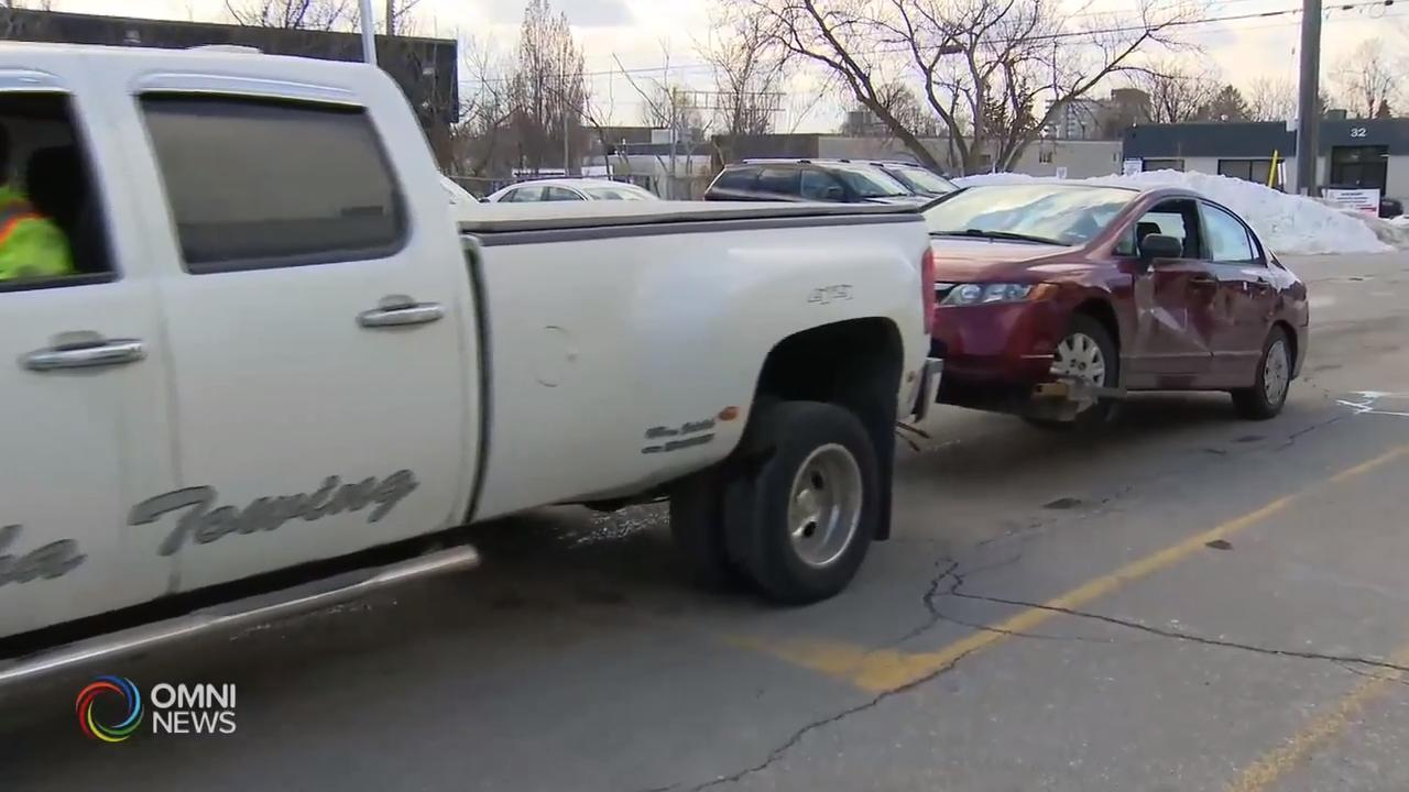 汽车协会呼吁车主了解使用拖车服务的权利- Feb 26, 2020