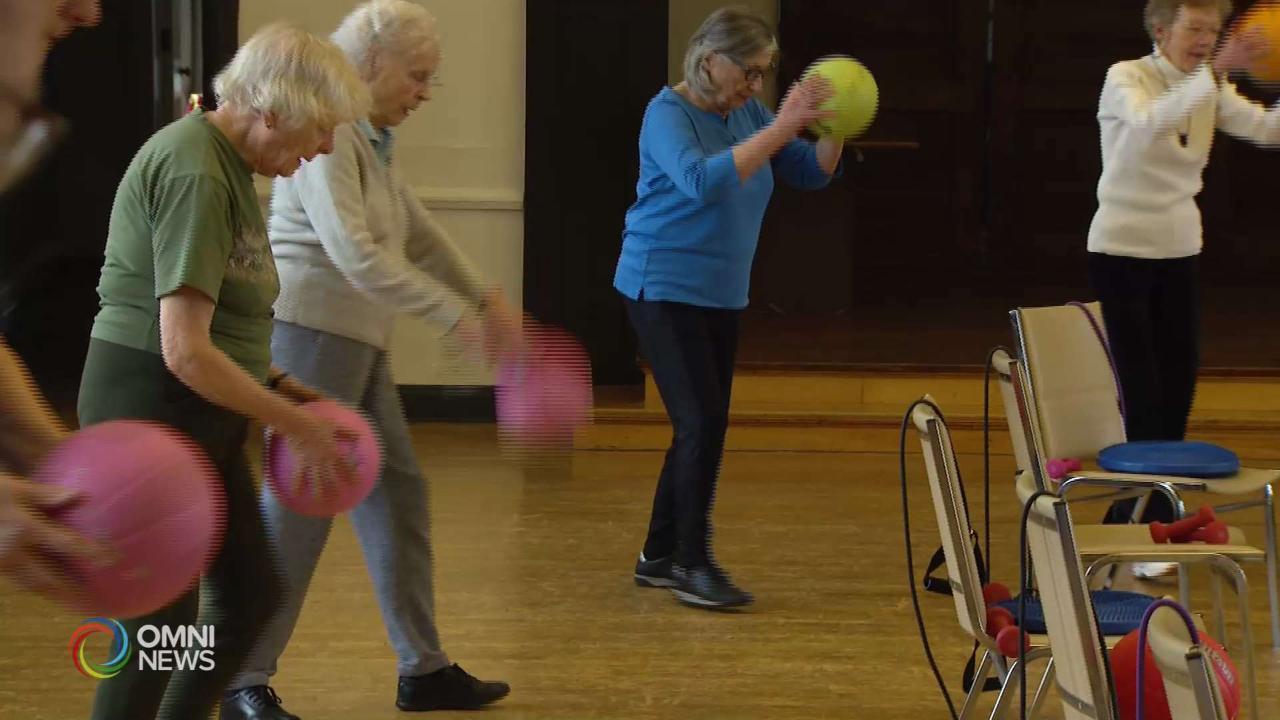 La vita degli anziani durante la pandemia Coronavirus