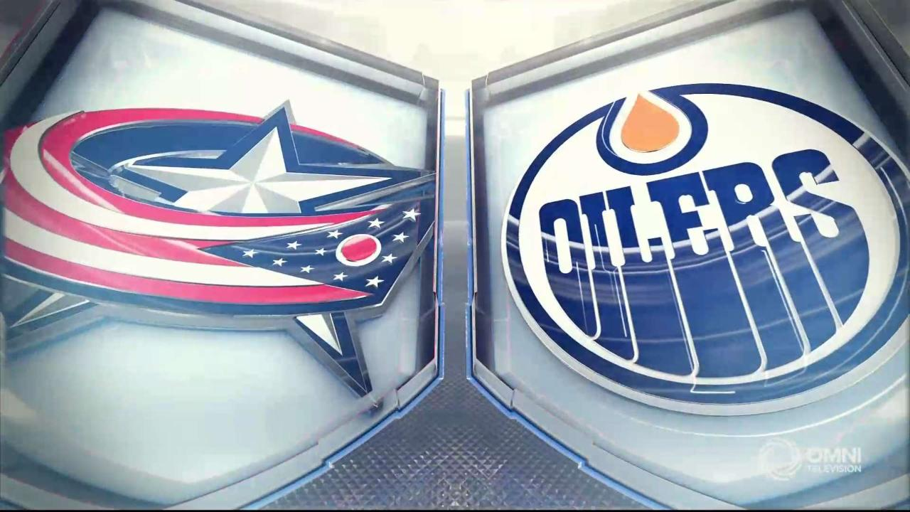 Columbus vs Edmonton Full Highlights – March 7, 2020