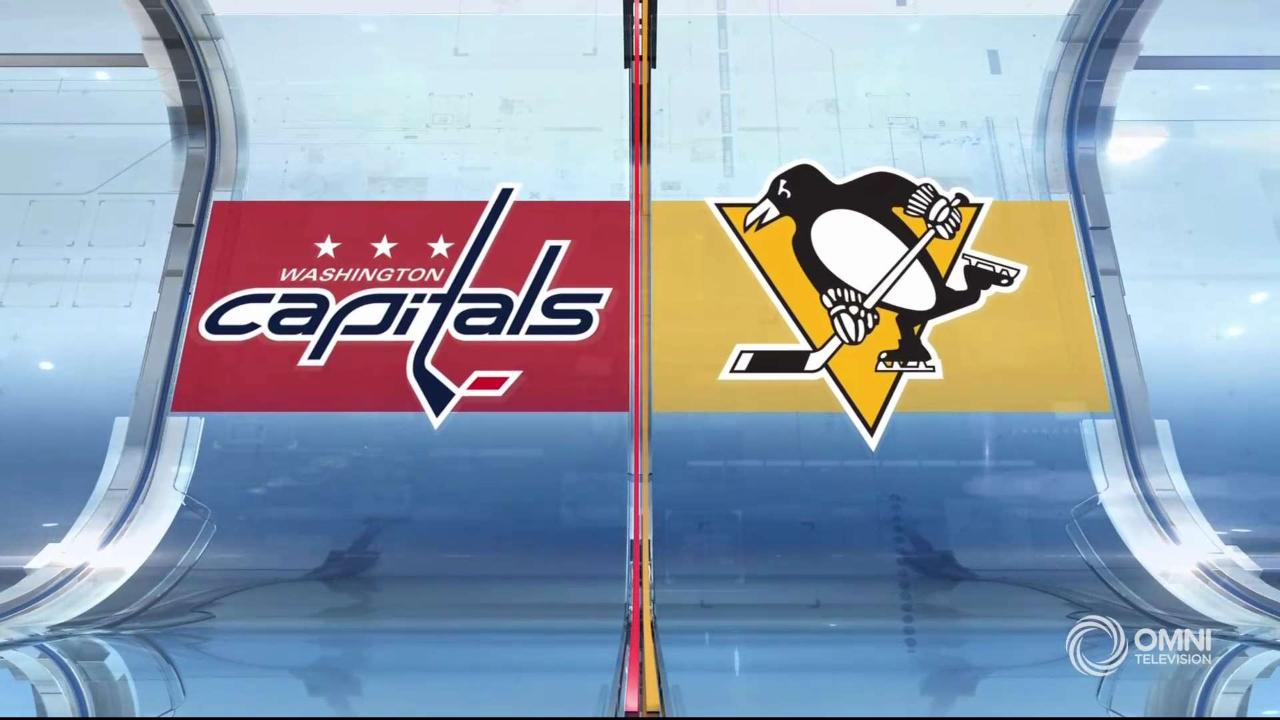 Washington vs Pittsburgh Full Highlights – Mar. 7, 2020