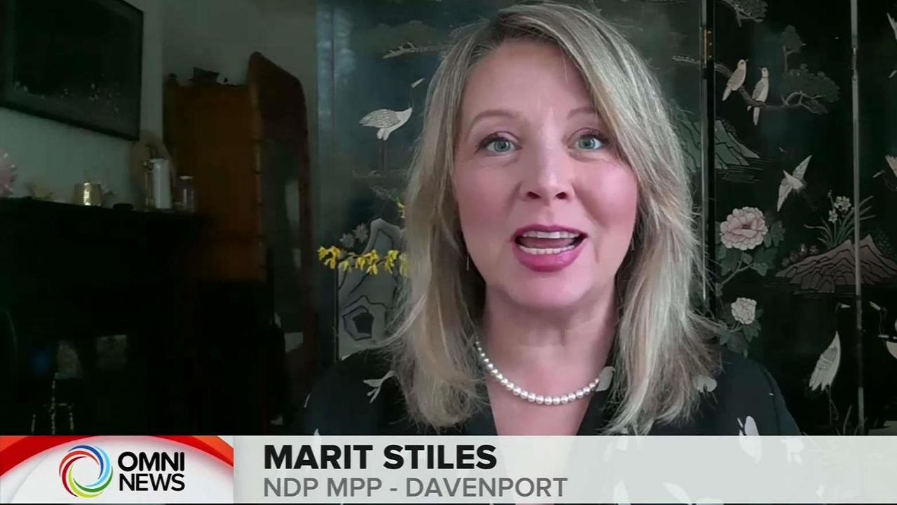 MARIT STILES INTERVIEW COVID 19