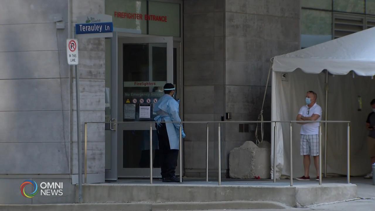 安省疫情反彈 病例較昨日多近一百人 — May 28, 2020 (ON)
