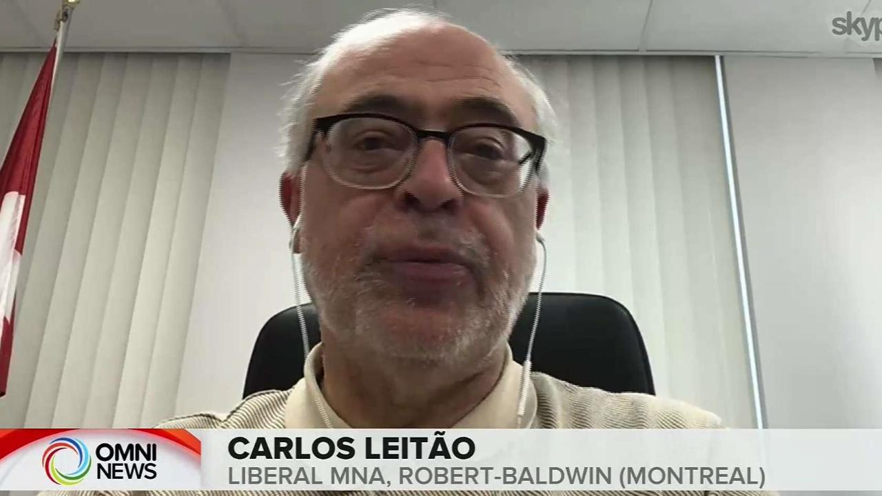 CARLOS LEITAO INTERVIEW