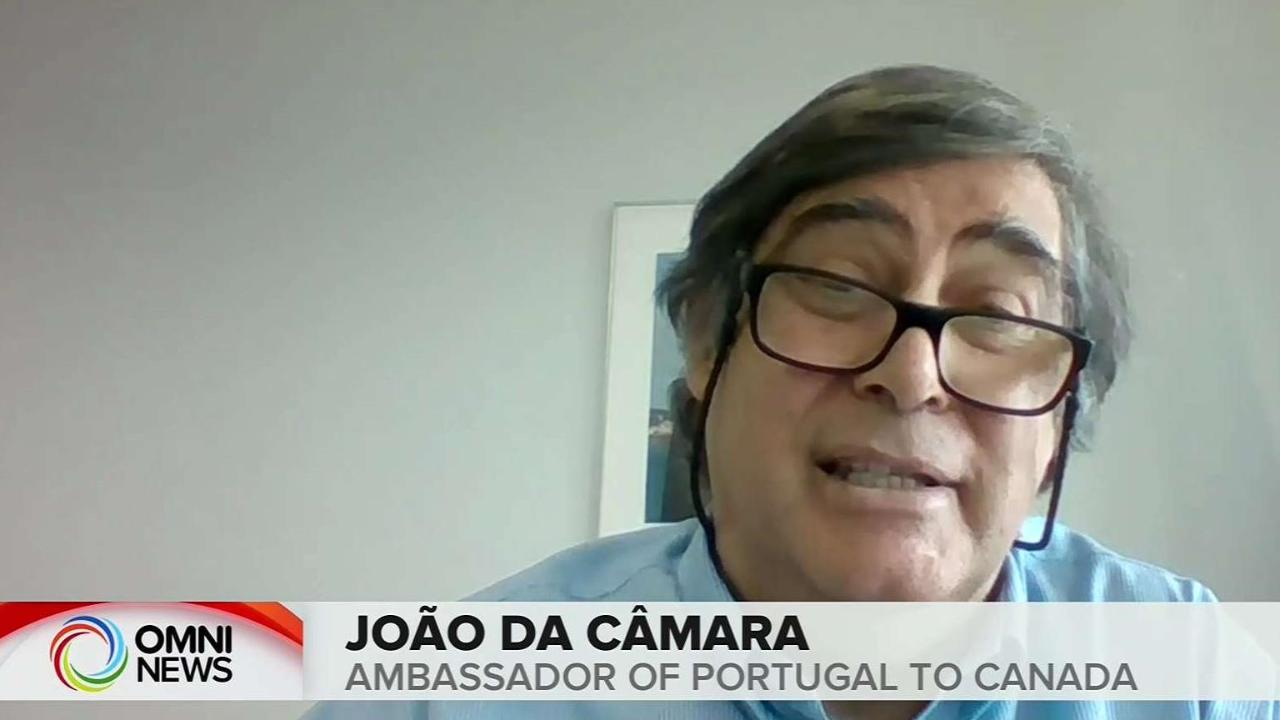 PORTUGUESE AMBASSADOR TO CANADA INTERVIEW