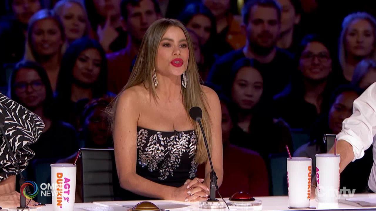 Roberta B conquista i giudici di America's Got Talent