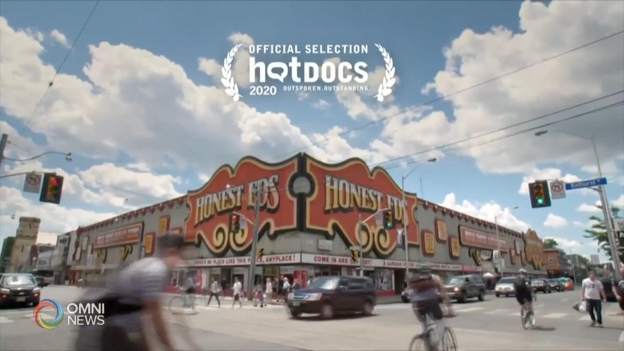以三層樓帶出城市發展的紀錄片 — Jun 04, 2020 (ON)