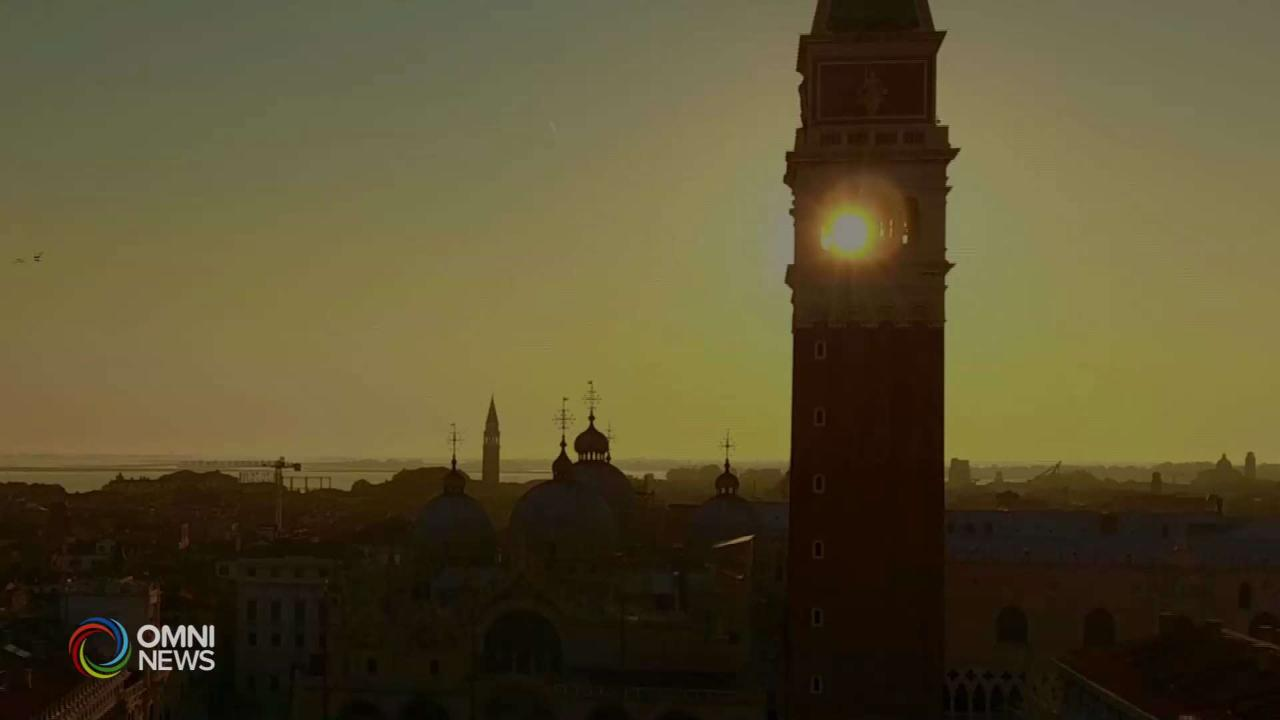 """Wish You Were Here, My Secret Venice"""