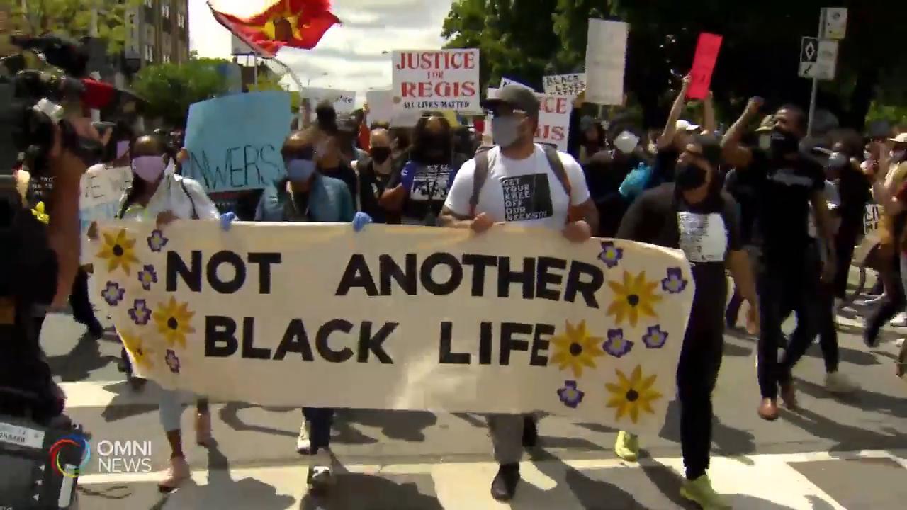省府成立平等機會議會 撥款資助黑人社區 — Jun 04, 2020 (ON)