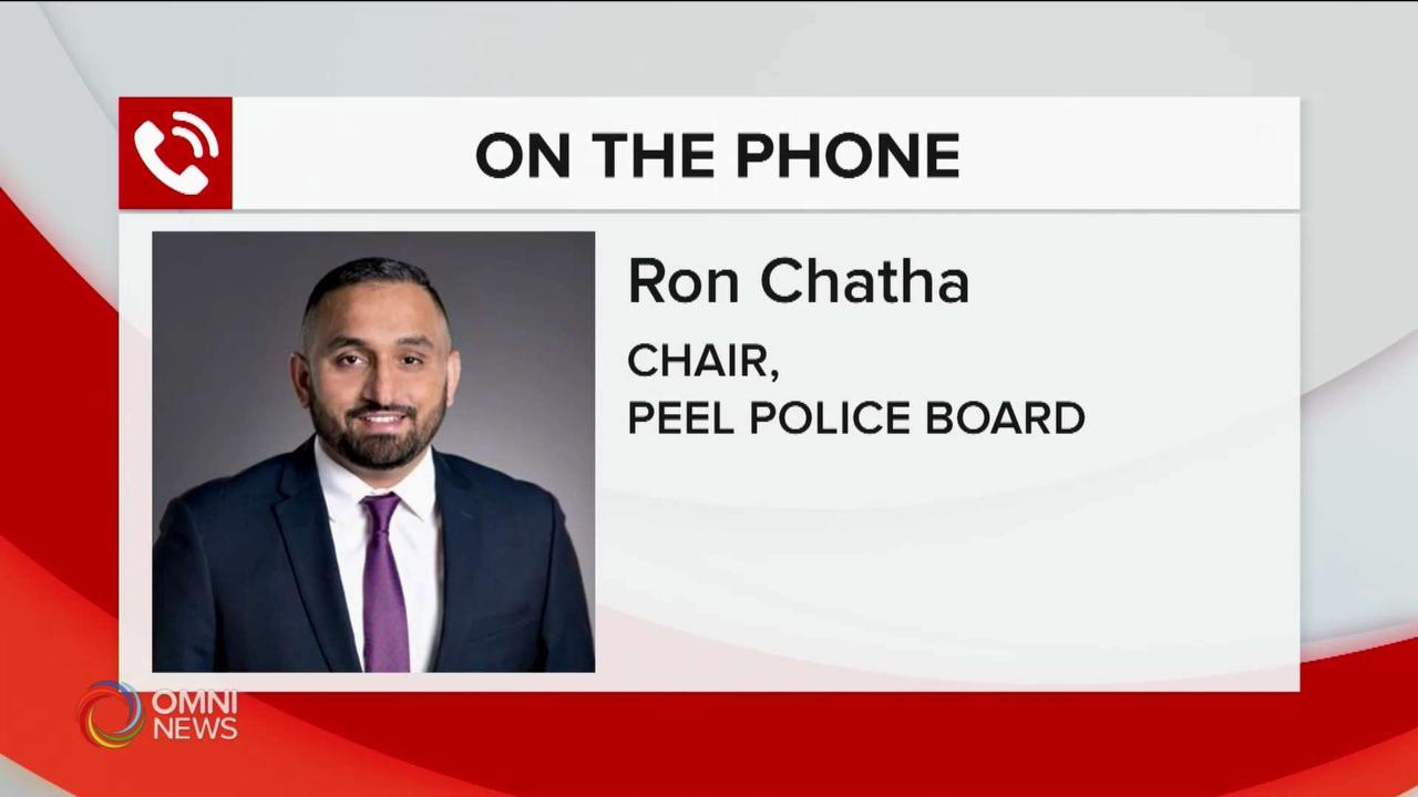 Peel Police board approves body cameras