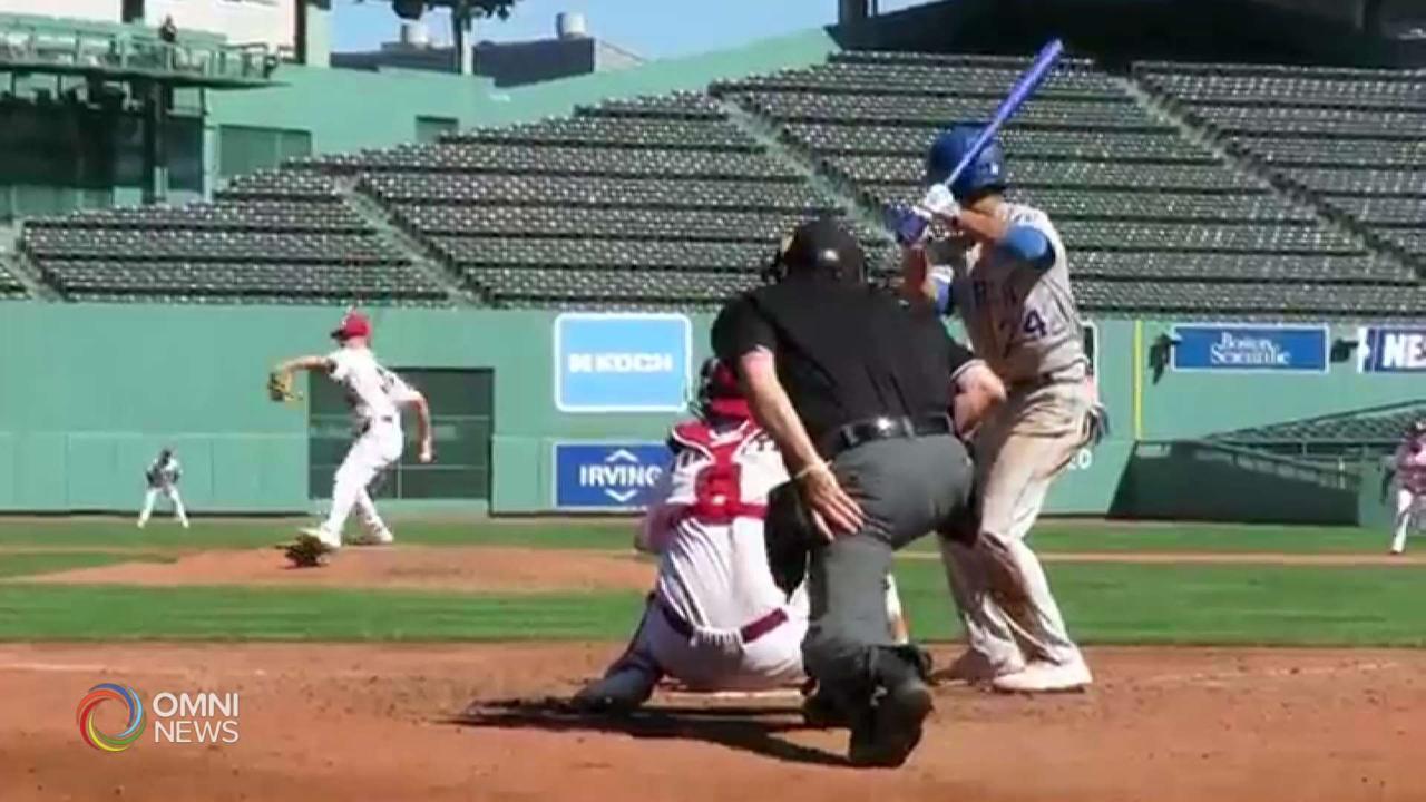 David Calabrese, la promessa italo-canadese della Major League Baseball