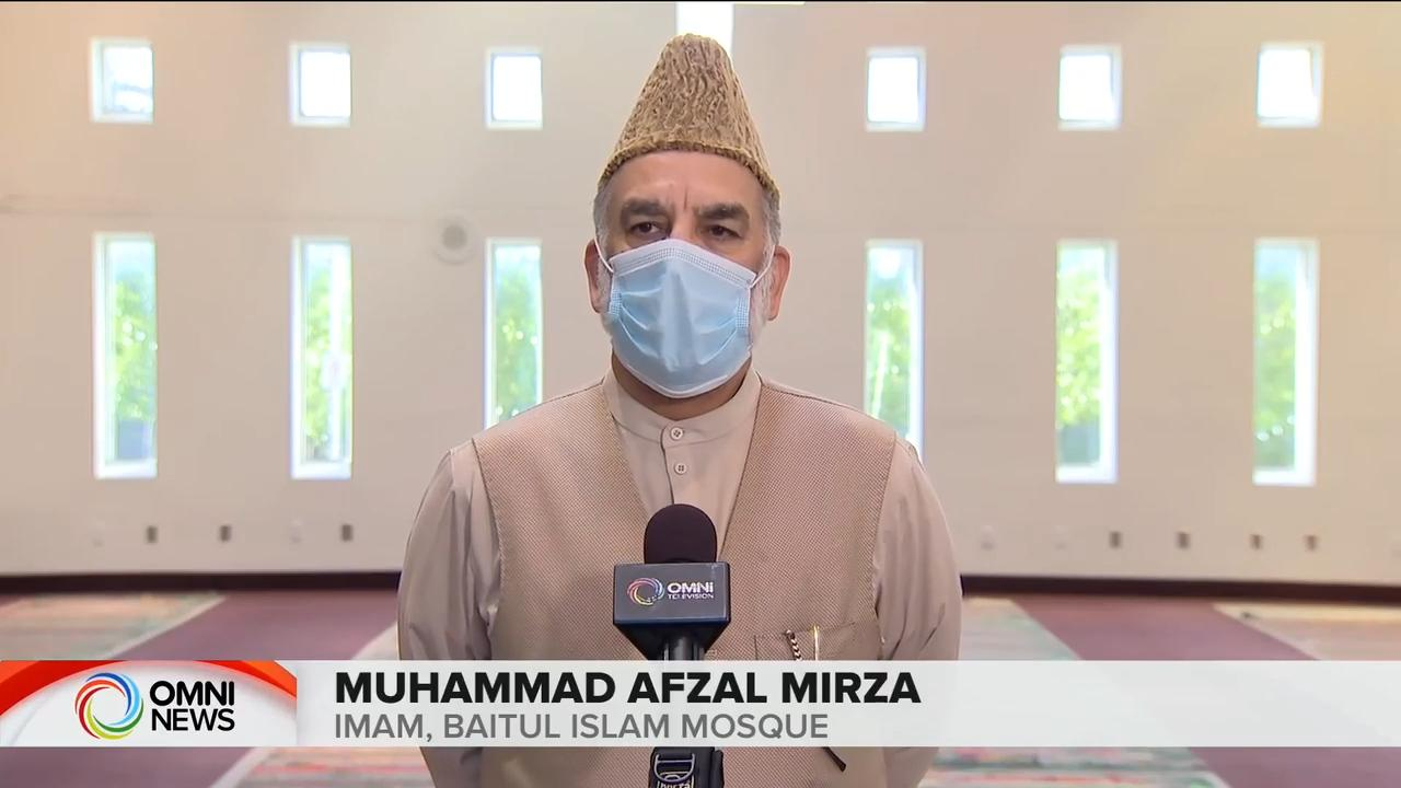 Ahmadiyya Muslims on BLM allyship