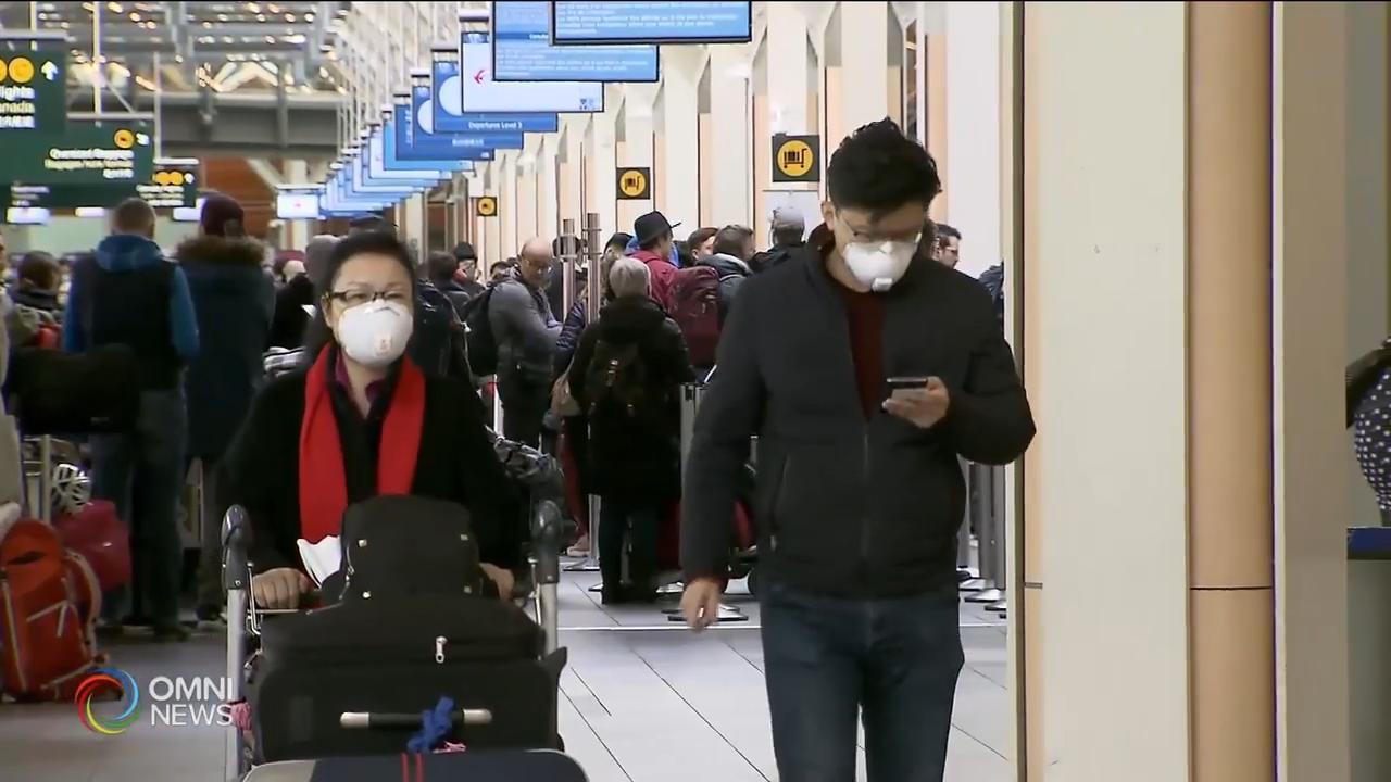皮尔逊国际机场应对新冠疫情新规定 - May 29, 2020