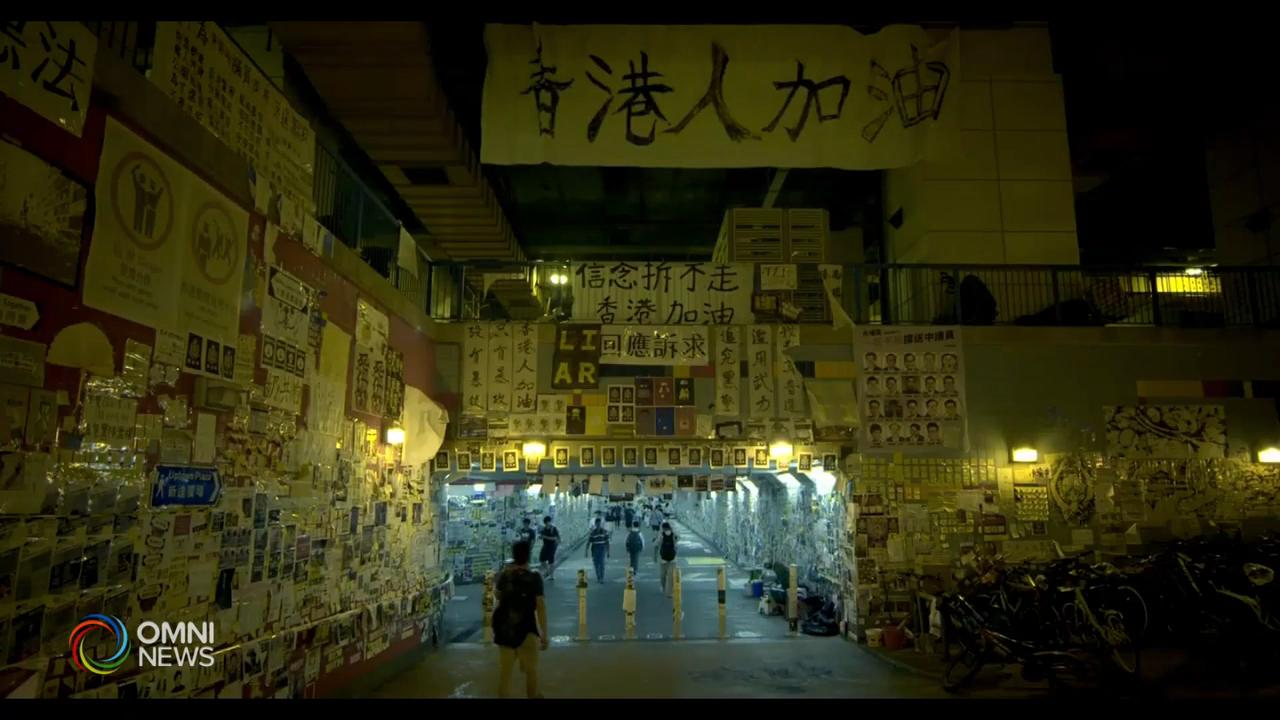 "Hot Docs紀錄片""香港時刻""於網上放映 — Jun 03, 2020 (ON)"