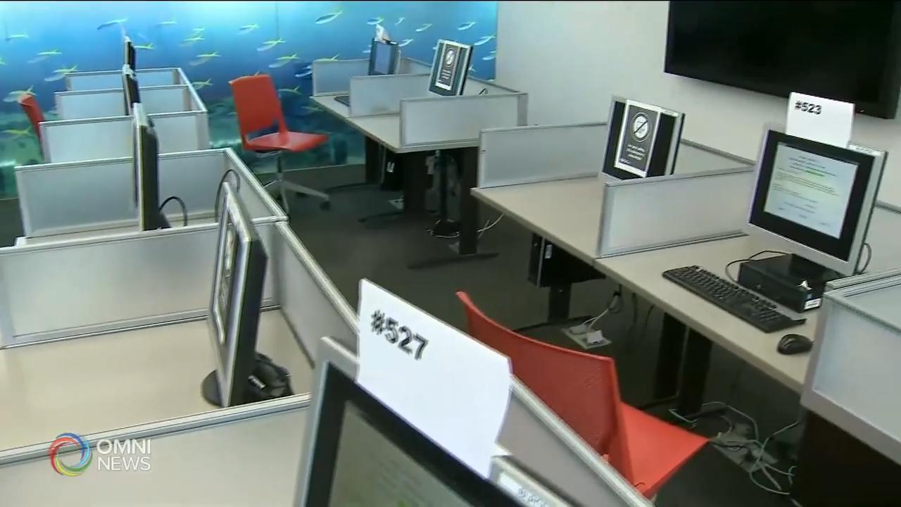 多伦多公共图书馆开放使用舘内电脑 - Jul 07, 2020