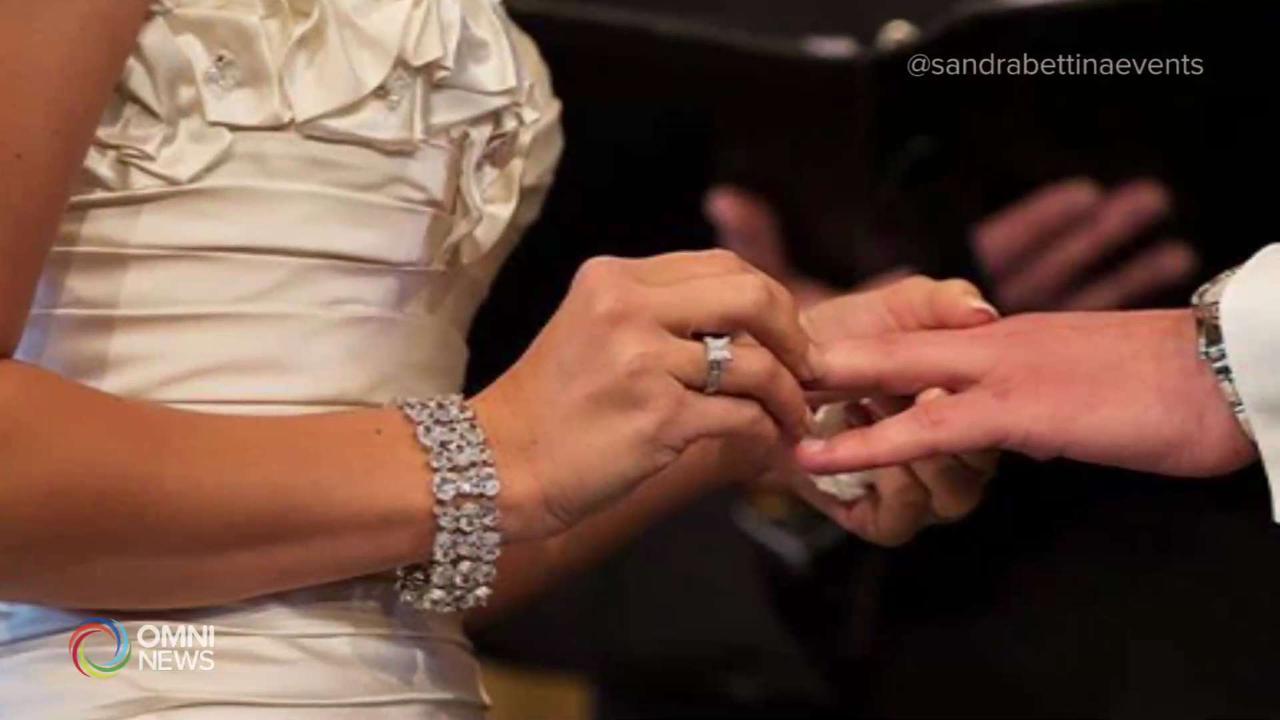 L'industria dei matrimoni colpiti dalla pandemia