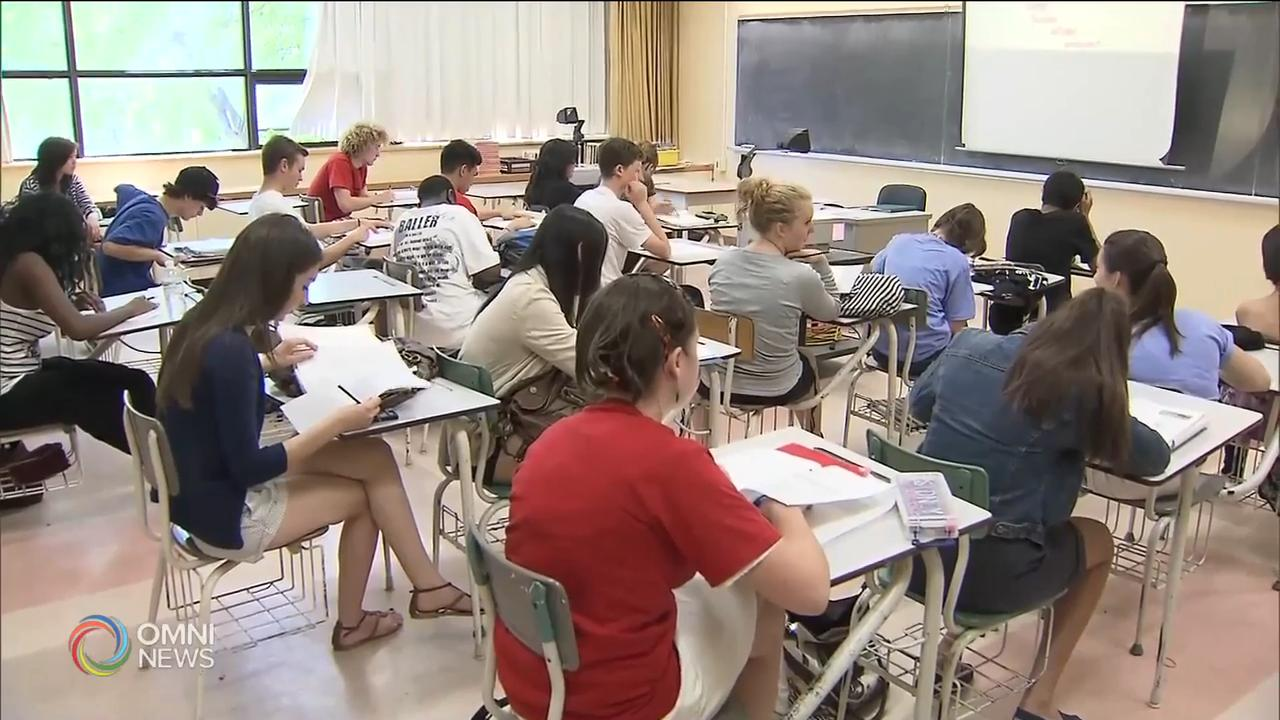 省府宣佈措施消除教育系統種族歧視 — July 09, 2020 (ON)
