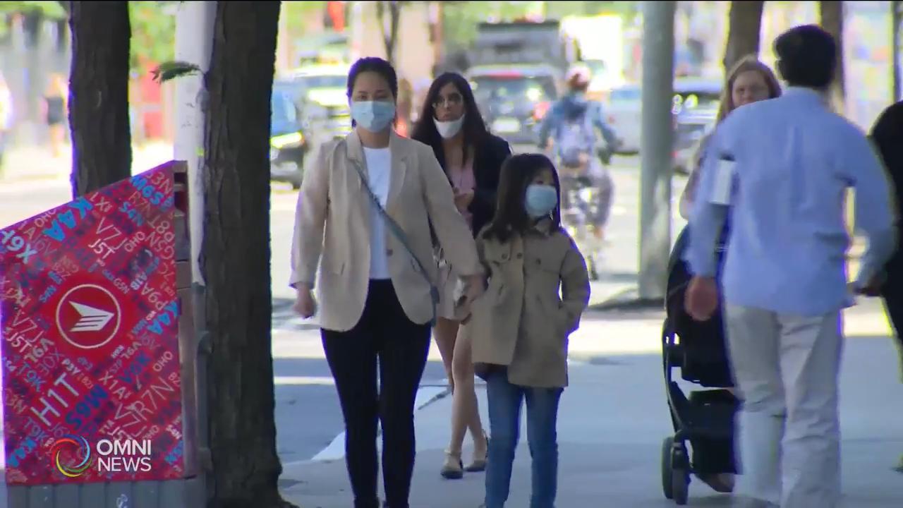 約克區議會一致通過強制戴口罩附例 — July 09, 2020 (ON)