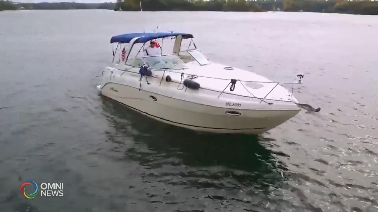 釣魚季節開始專家提醒注意船隻駕駛安全 — July 03, 2020 (ON)