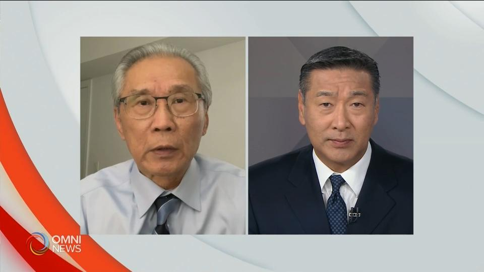 中国通过香港版国安法的争议 - Jul 07, 2020