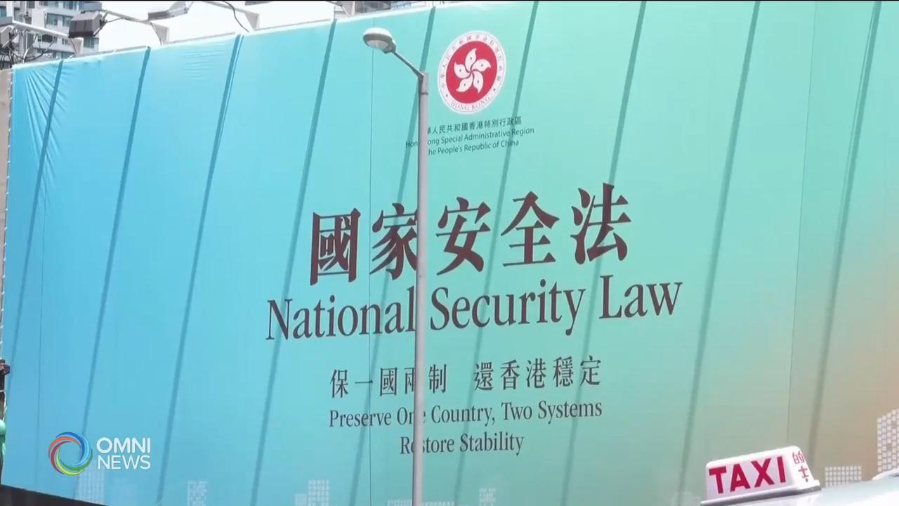 总理回应中国政府在香港实施的国安法 - Jul 03, 2020