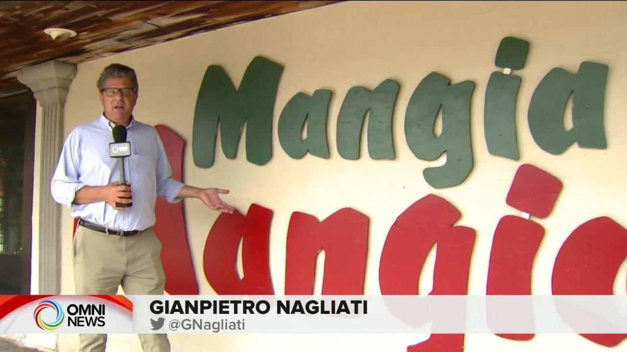 Frankie Tomatto's: Addio a un'icona italocanadese