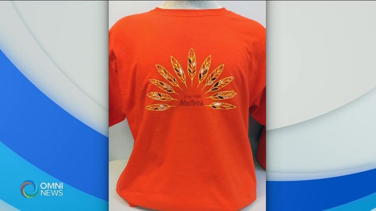 橘色T恤义卖, 促进原住民教育及平等 — Aug 07, 2020 (ON)
