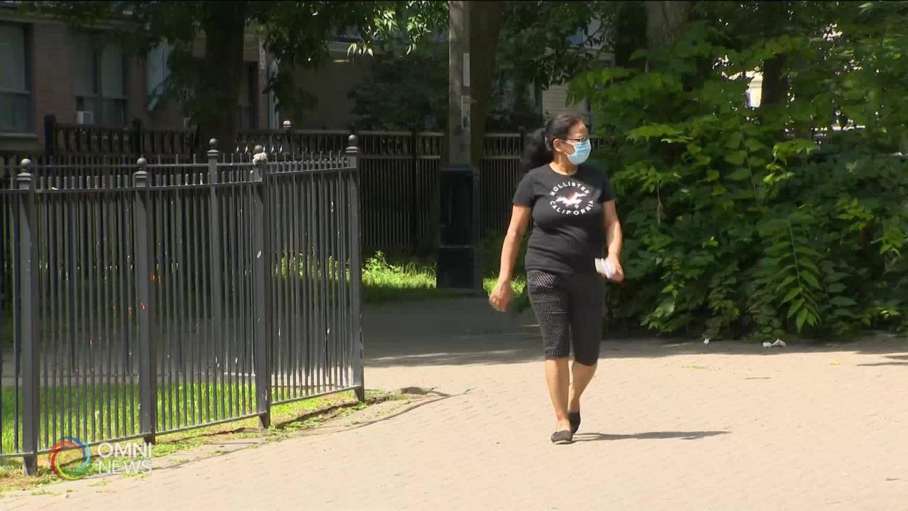 多伦多公寓大楼室內公共區域必須戴口罩- Aug 05, 2020