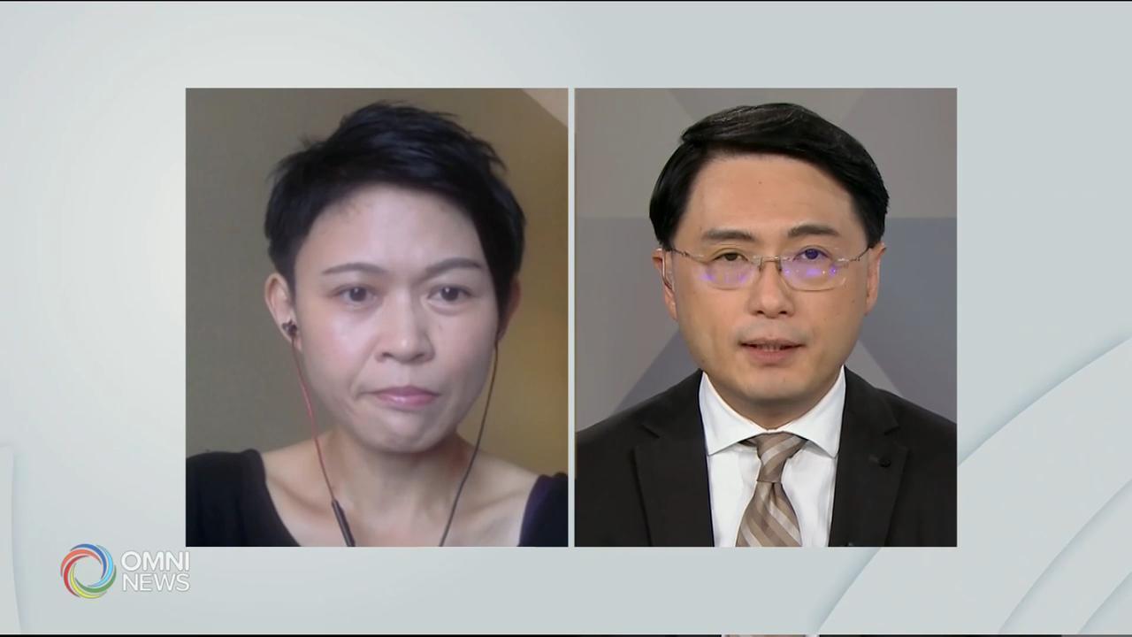 黎智英被捕事件對香港新聞自由的衝擊 — Aug 11, 2020 (ON)