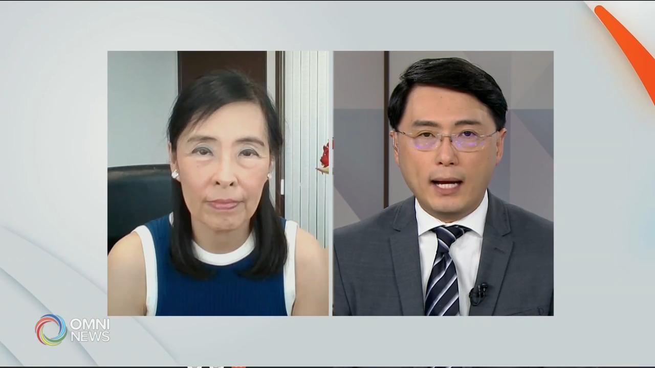 特朗普近期連串舉動, 中美關係風起雲湧 — Aug 10, 2020 (ON)