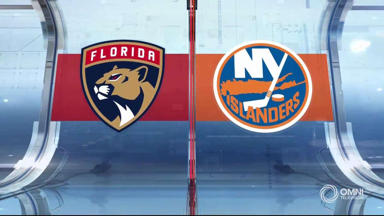 Highlights | Islanders vs. Panthers – August 1