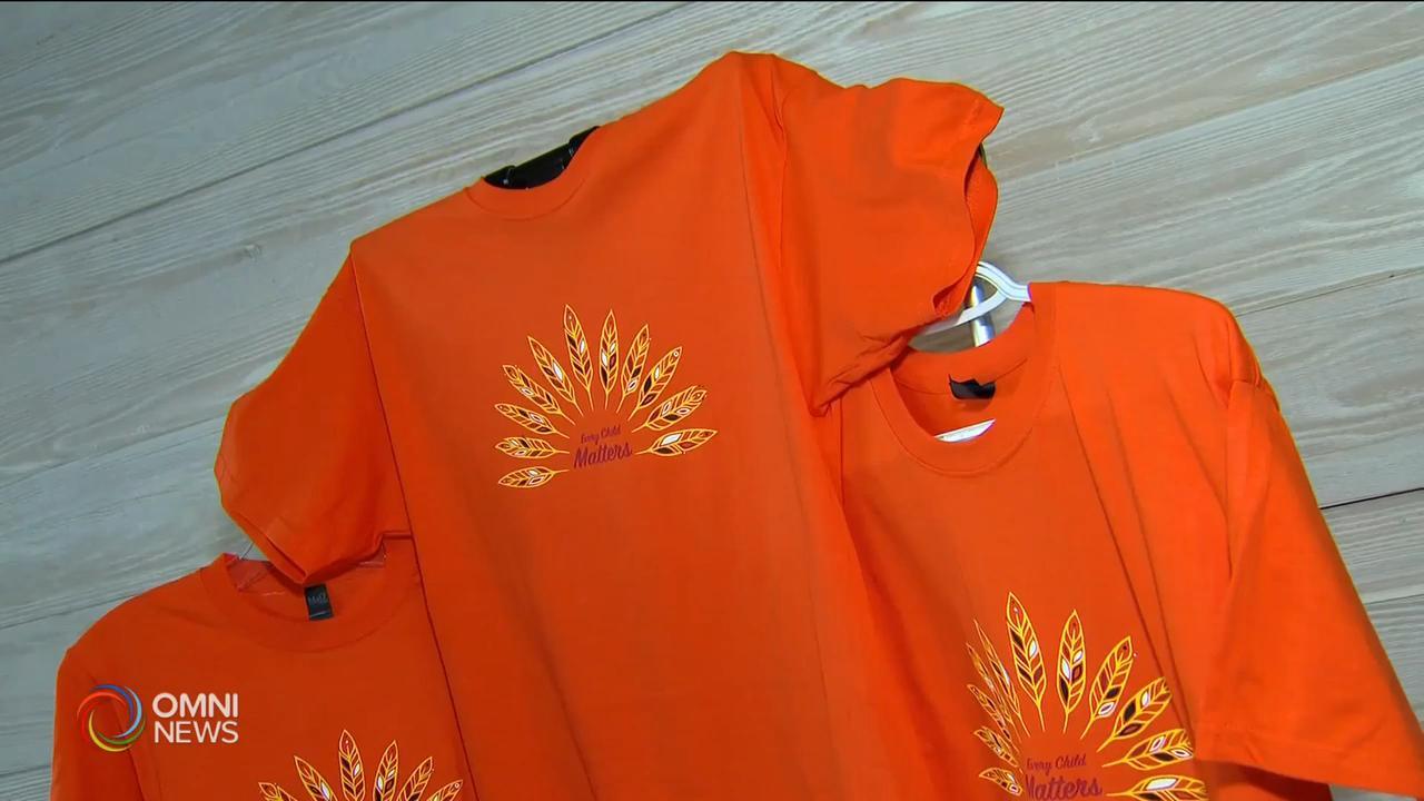 橙色T恤義賣, 促進原住民教育及平等 — Aug 07, 2020 (ON)