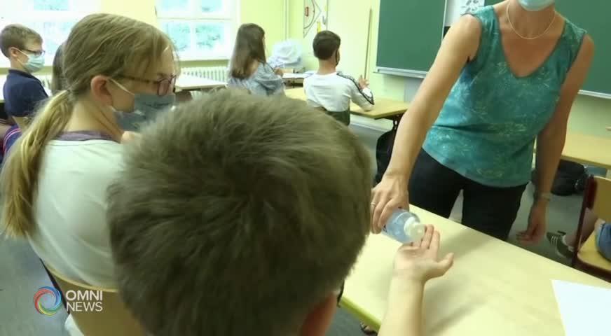 列治文學生發起請願 要求强制在校内戴口罩 (BC) – AUG 10, 2020