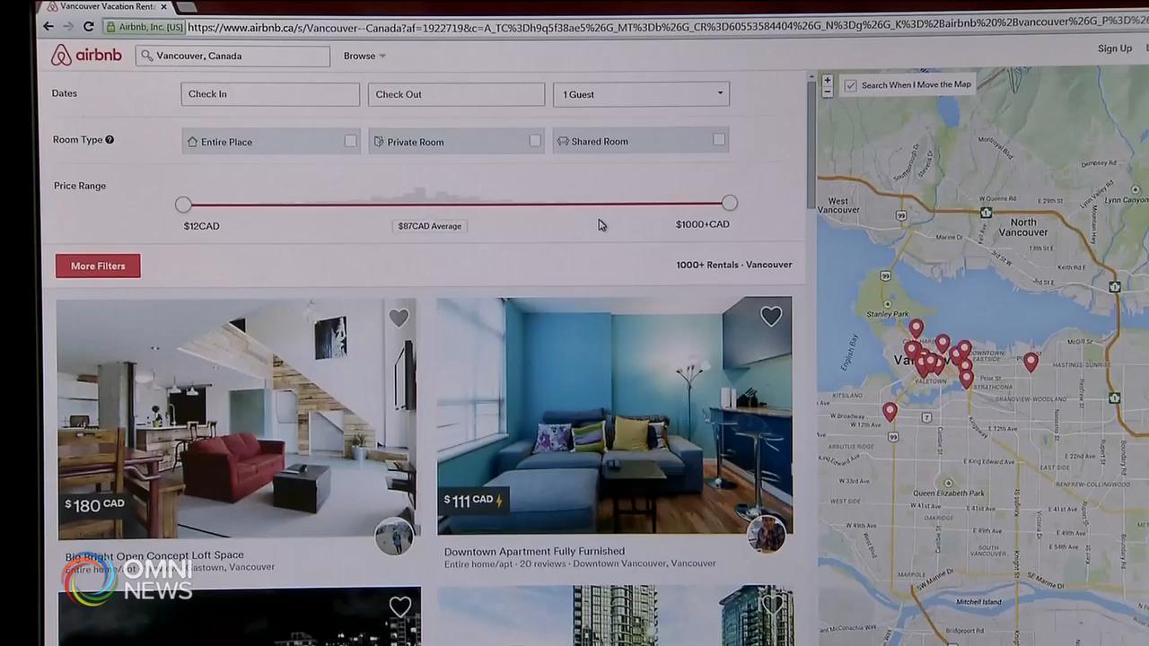 Airbnb暫停40個安省派對房屋招租 — Sep 21, 2020 (ON)