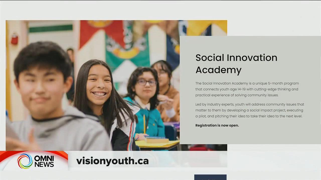 展望青年推出全新網上課程 — Sep 16, 2020 (ON)