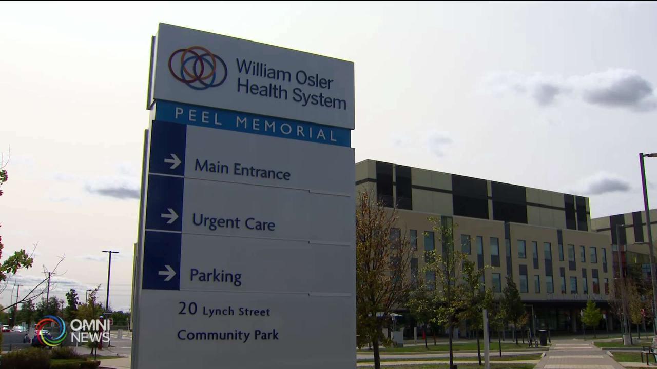 A look inside Brampton's new cold & flu clinic