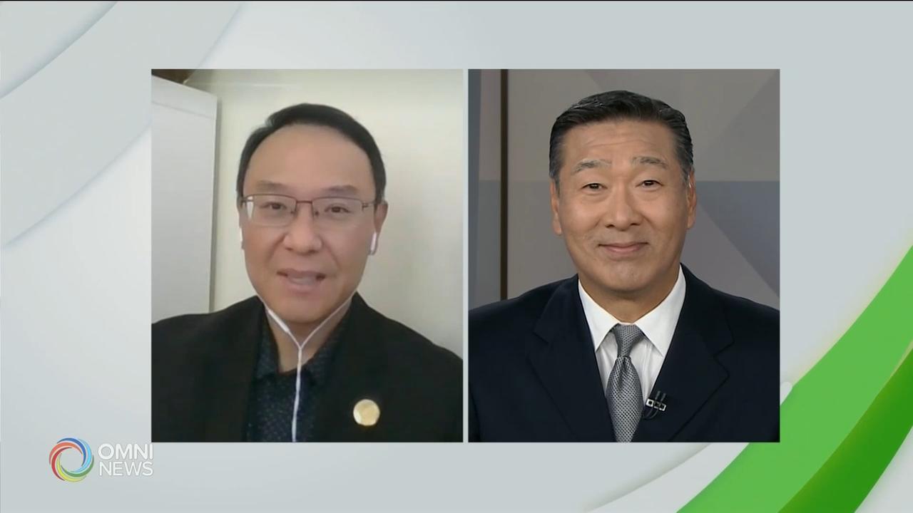 华裔移民崔冰辉高票当选约克区教育委员- Oct 29, 2020