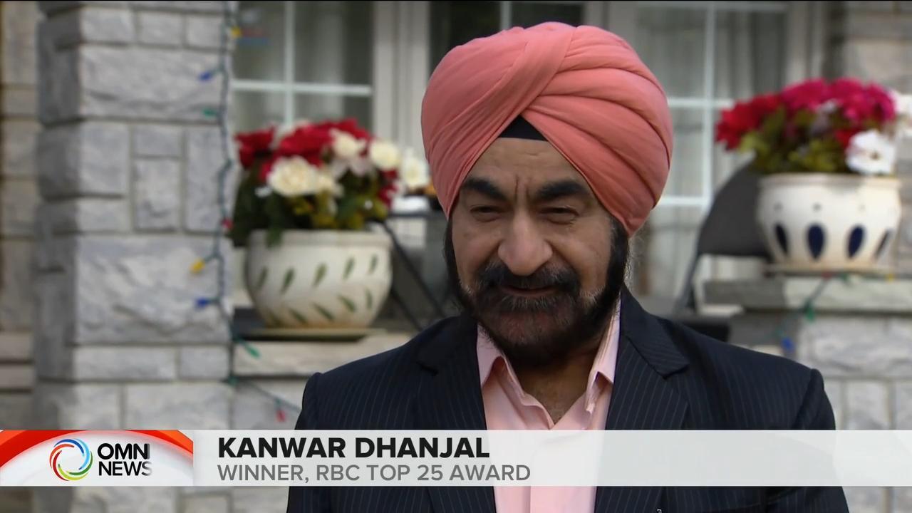 Brampton entrepreneur wins Immigrant award