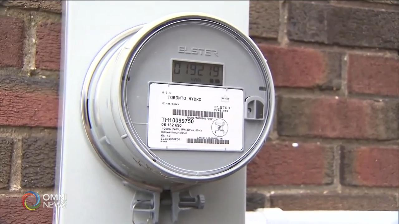 下月开始 电费恢复不同时段收费 – Oct 13, 2020 (ON)