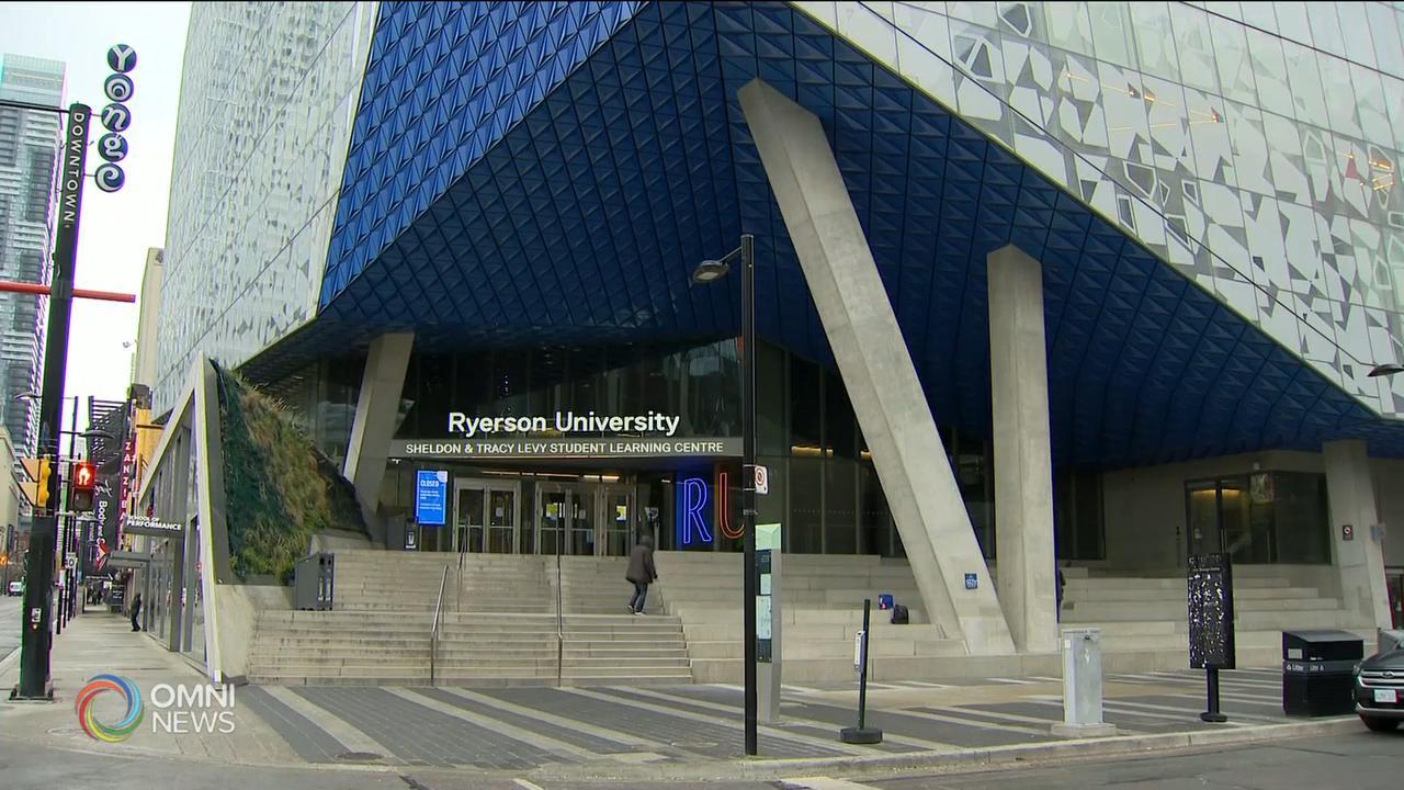 國際留學生希望專上學院能減免部分學費 — Oct 20, 2020 (ON)
