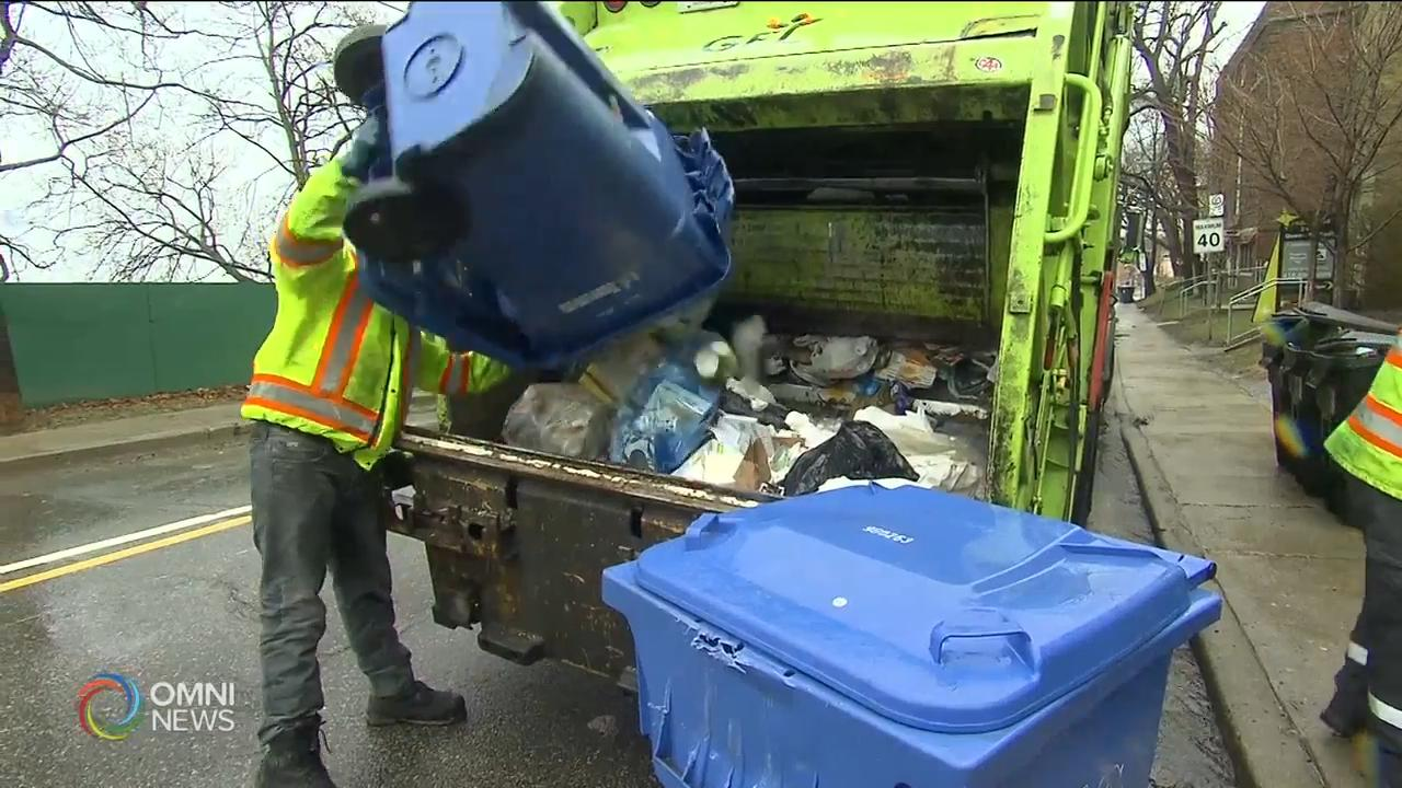 省府扩大蓝色回收桶项目- Oct 19, 2020