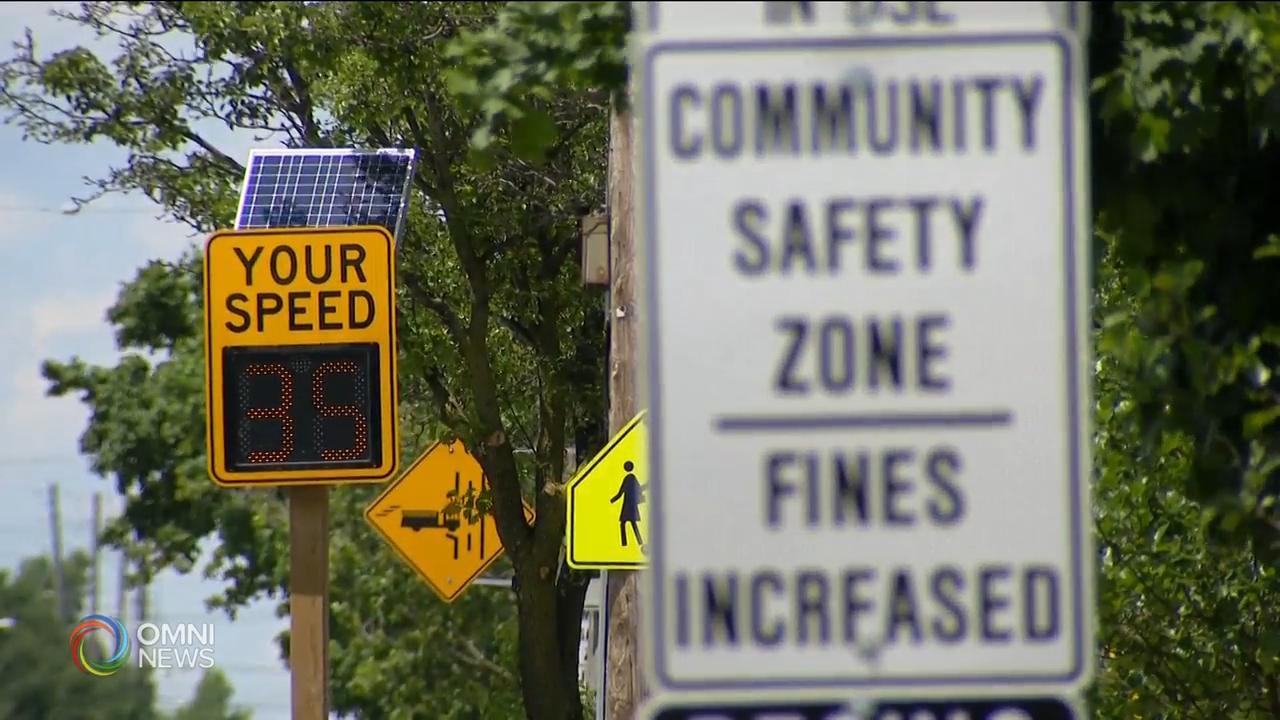 多伦多市政府发出大量超速驾驶罚单- Oct 23, 2020