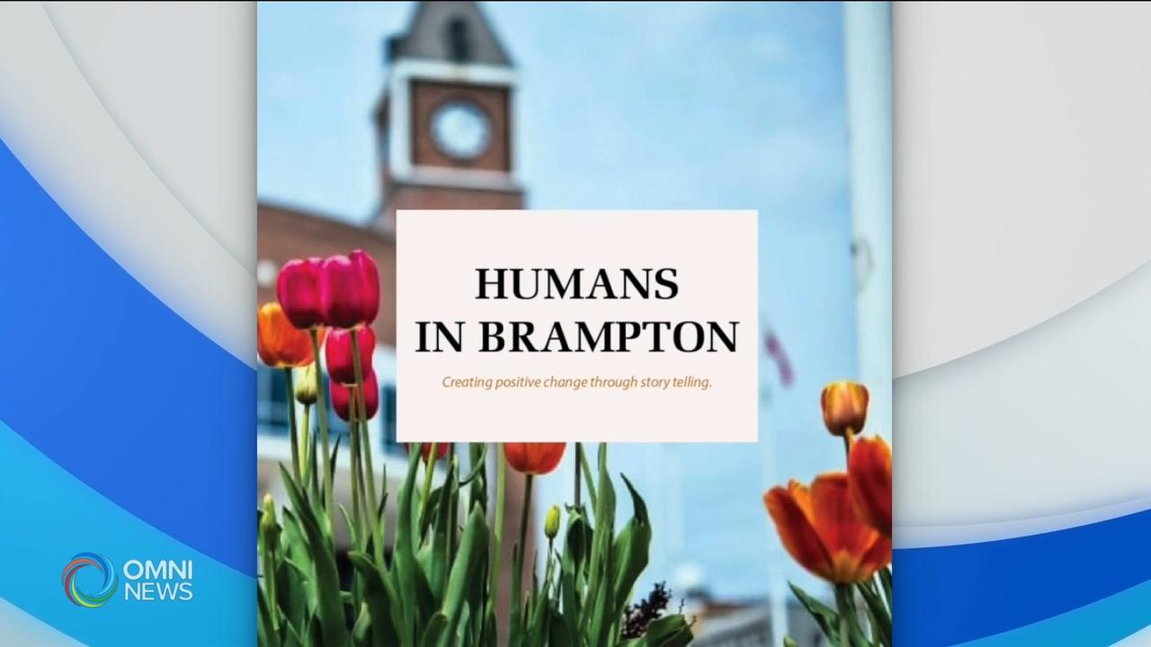 Shining a light on Brampton's frontline workers